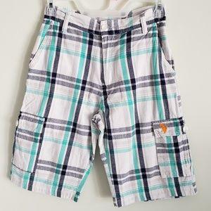 U.S. POLO ASSN. Shorts in Boys size 12